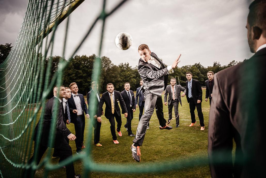 Best Men, Hochzeit