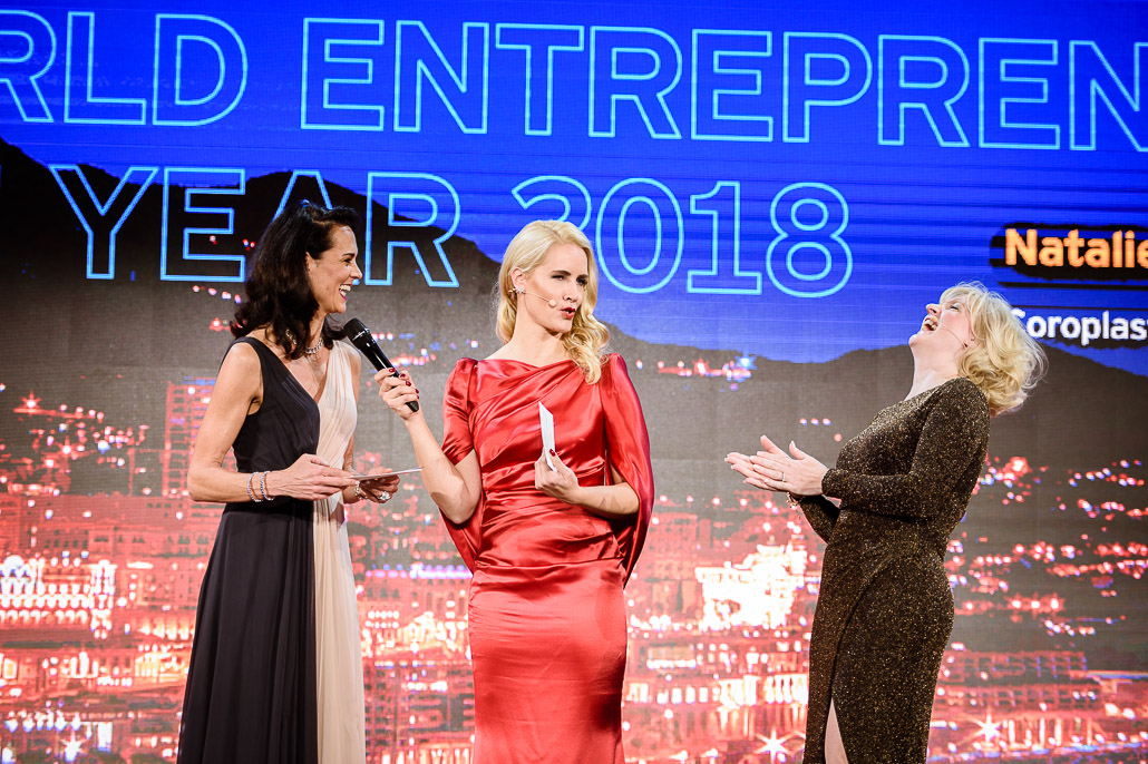 Ernst & Young - EOY/Entrepreneur of the year