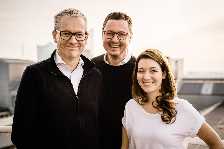 Frank Thomsen, Florian Gless, Anna Beeke Gretemeier