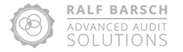 Ralf Barsch - Advanced Audit Solutions