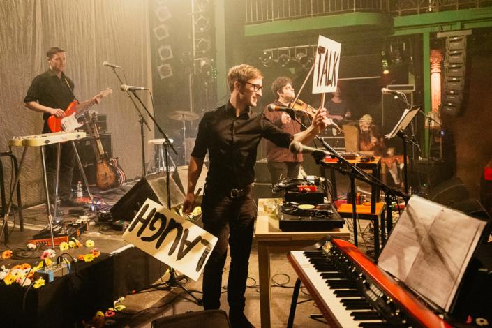 White Album Tribute Abend im Gruenspan Hamburg